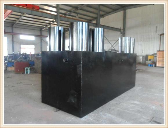 信阳地埋式污水处理设备,地埋式污水处理厂家