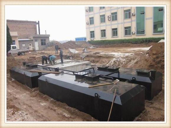 全自动一体化污水处理设备--洛阳天泰