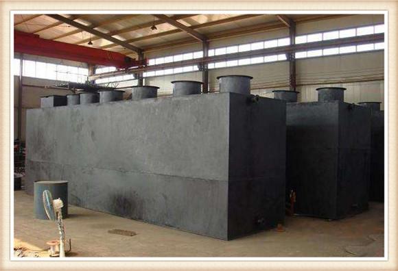 洛阳地埋式污水处理设备--洛阳天泰专业生产