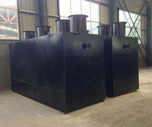 煤矿一体化污水处理设备-洛阳天泰