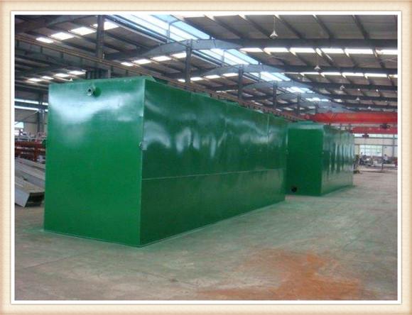 焦作一体化污水处理设备|焦作地埋式污水处理设备