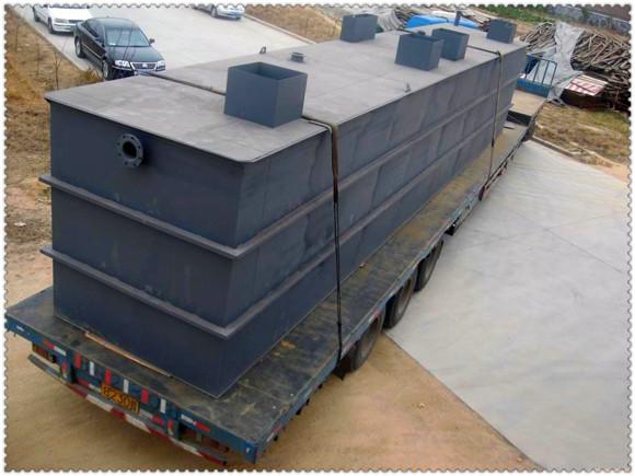洛阳豆制品厂用一体化污水处理设备