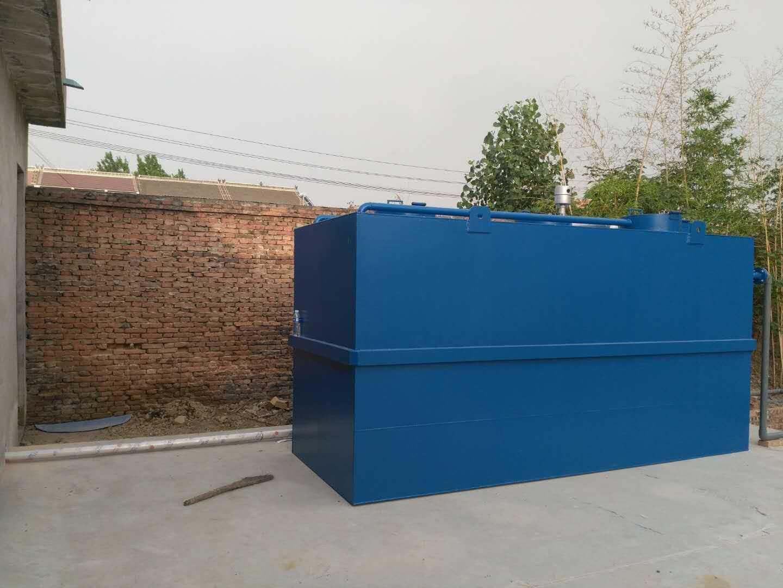 游乐场生活污水处理设备--洛阳天泰