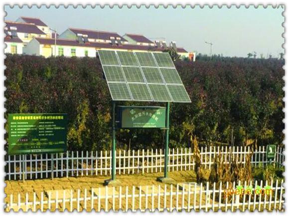 太阳能微动力污水处理设备--洛阳天泰