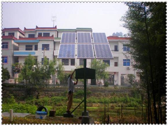 洛阳太阳能微动力污水处理设备