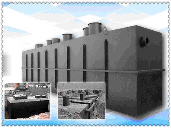 洛阳天泰酒精厂废水处理设备