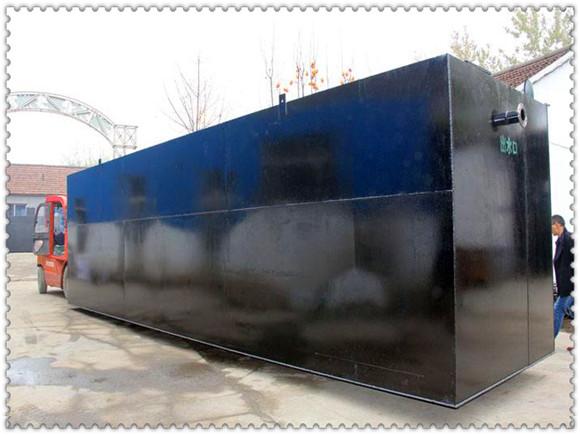 洛阳景区污水处理设备,景区一体化污水处理设备