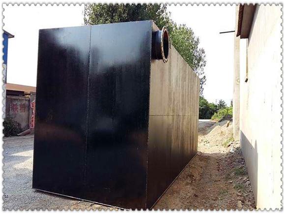 洛阳MBR一体化污水处理设备