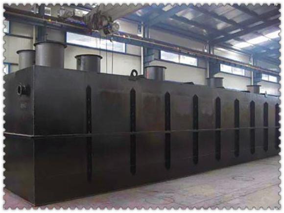 洛阳大型小区生活污水处理设备